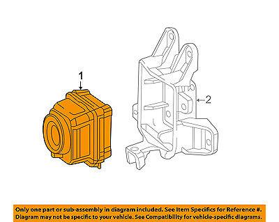 MERCEDES OEM 14-16 S550 Electrical-Backup Camera 2229052805