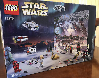 In Hand 2020 Lego Star Wars Advent Calendar #75279 ShipsToday New/Sealed