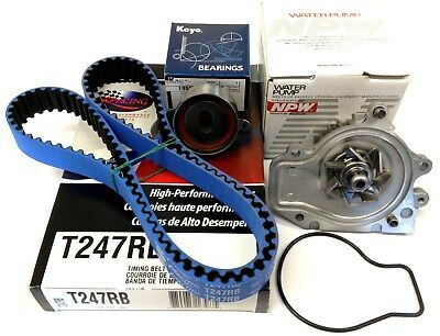 Used, GATES Timing Belt KIT B18C 94-95 INTEGRA GSR VTEC for sale  USA