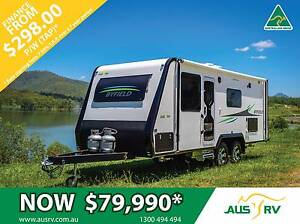 AUSRV BYFIELD 22-01 22ft ALL TERRAIN TOURING CARAVAN Campbellfield Hume Area Preview