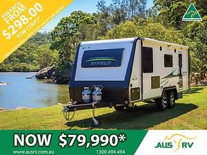 AUSRV BYFIELD 22-02-AT 22ft ALLROAD TOURING CARAVAN Mount Louisa Townsville City Preview