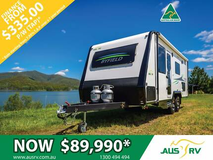 AUSRV BYFIELD 22-01-AT 22ft ALLROAD TOURING CARAVAN