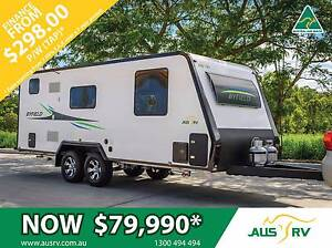 AUSRV BYFIELD 22-01-AT 22ft ALLROAD TOURING CARAVAN Mount Louisa Townsville City Preview