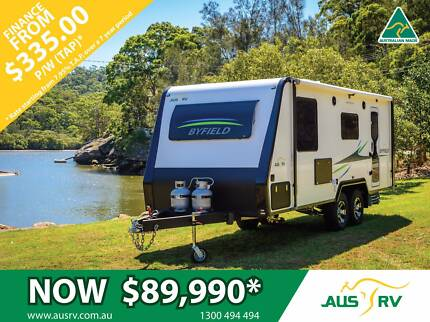 AUSRV BYFIELD 22-02-AT 22ft ALLROAD TOURING CARAVAN