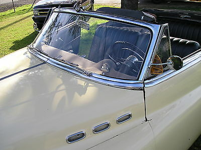 Set Of Right And Left Vintage Style Side View Mirrors 86