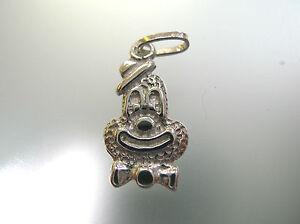 Wearing-a-hat-smiling-clown-charm-pendant-Italian-sterling-silver-handmade