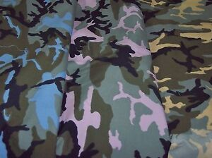 FUN-COLORFUL-CAMO-camouflage-microsuede-fabric-blue-pink-yellow-eyed-60-wide
