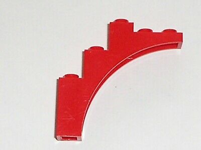 Arche rouge LEGO Red arch ref 2339 / set 6399 3831 10027 6381 7413 3827 4518 ...