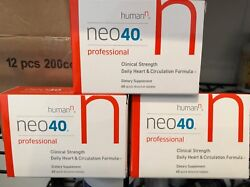 Neo40 Professional - Nitric Oxide Booster with Methylfolate - SUPER FRESH STOCK