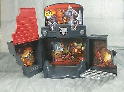 Playmobil 5420 Dragons Lair Take Along Box Only Dungeon No Accessories