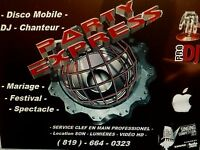 Disco mobile a bon prix 819-664-0323