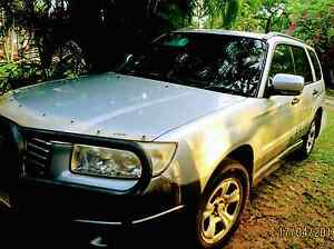 Subaru Forester 2007 Darwin CBD Darwin City Preview
