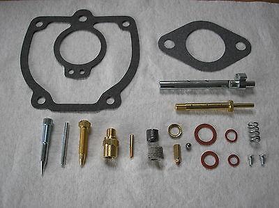Ih Farmall Super M Super Mta Complete Carburetor Rebuild Kit 19-10-7