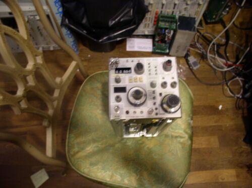Tektronix 7L12 Spectrum Analyzer Plug-in 1.8 Ghz  !NR!
