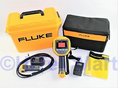 Fluke Ti400 Industrial Thermal Imager Ir Infrared Imaging Camera Excellent Cond