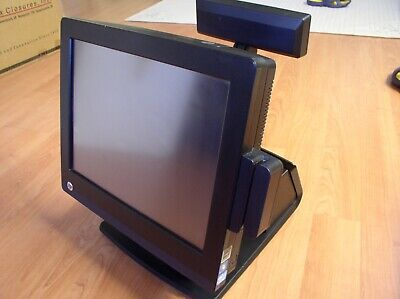 Hp Rp7 15 Rp7800 Touch Screen Pos System Core I3-3.3ghz 2gb 120gb Ssd