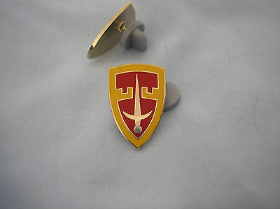 Army Hat Pin    Military Assistance Cmd Vietnam  Macv