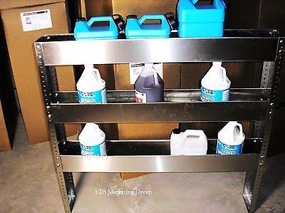 Carpet Cleaning 48 Truckmount Ss Van Shelve