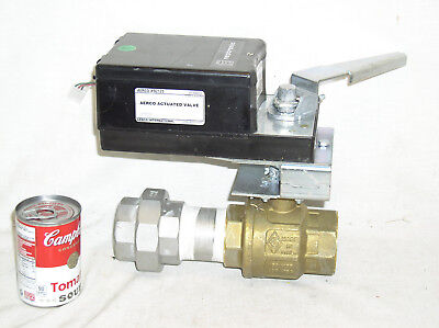 New Neptronic Aerco Electric Actuator 2in Ball Valve 30v Dc 24v Ac Rm060n Union