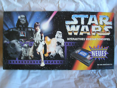 STAR WARS interaktives Videoaktionsspiel