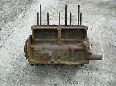 Classic Mini Austin Morris 848cc Engine Block & Parts.