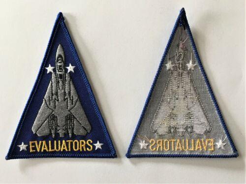 VX-4 Evaluator Navy F-14 Tomcat Patch (TOPGUN Maverick) Now VX-9