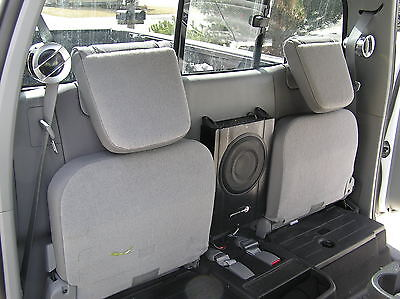 Toyota Extended Access Cab Powered Subwoofer   Tweeters Works With Stock Stereo