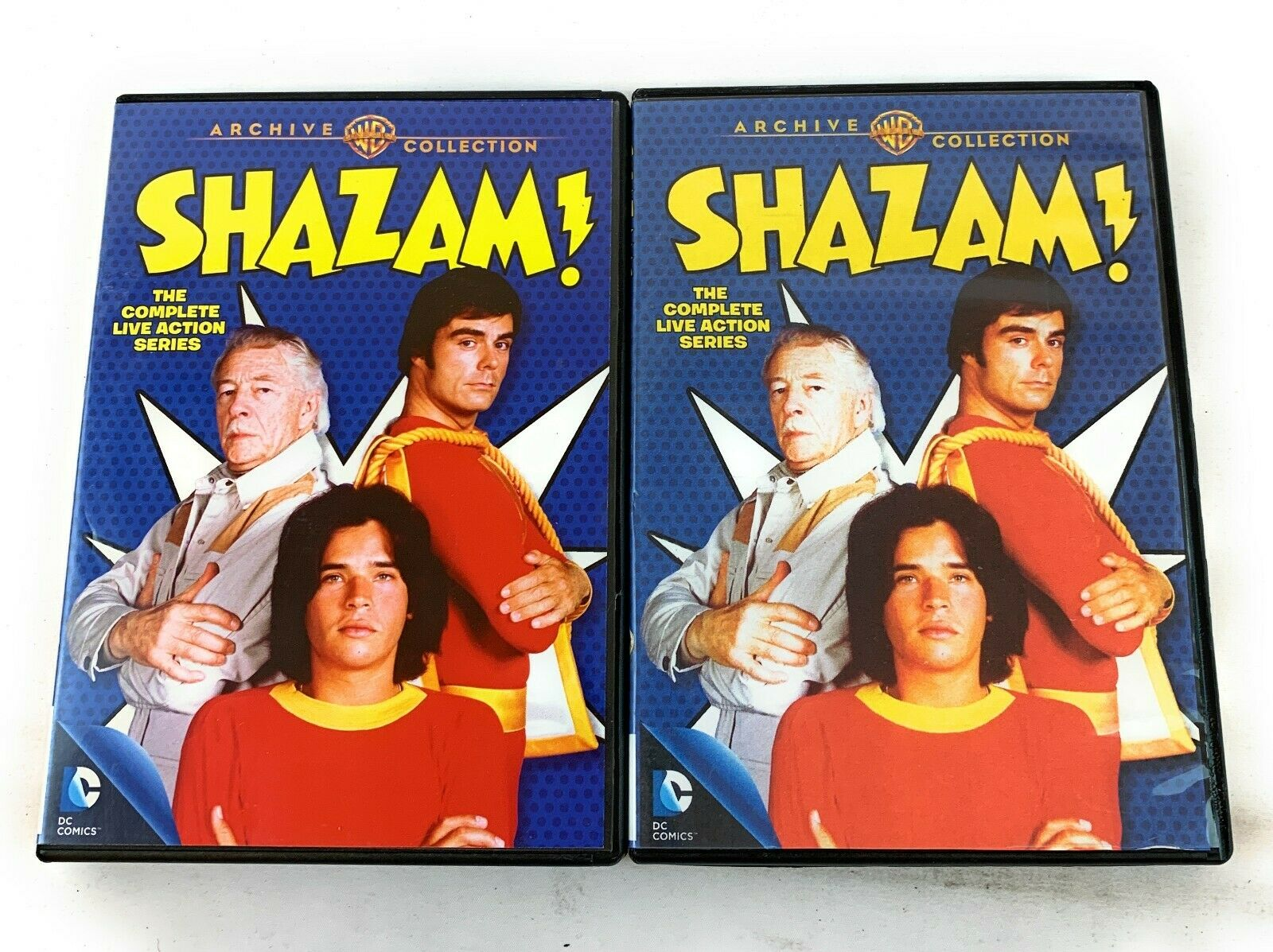 Shazam The Complete Live Action Series DVD, 2012, 3-Disc Set  - $17.99