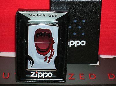 NEW ZIPPO VAMPIRESS 2 - #28654-WE SHIP FAST!-SAVE$$$ HERE!