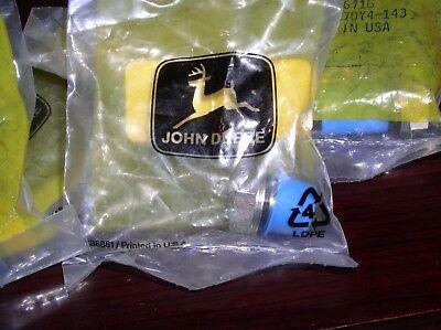 John Deere Original Equipment Fitting Re46716 Nos Factory Sealed Packages
