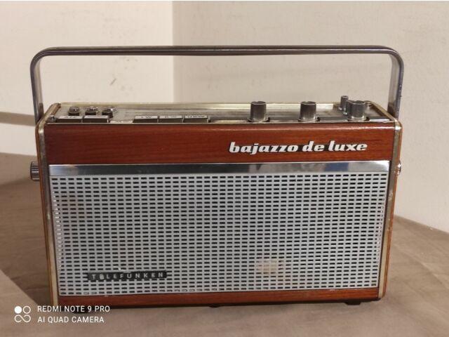 Ancienne radio Telefunken Bajazzo de luxe