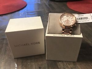 Montre véritable Michael kors