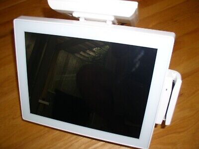 Cake All-in-one Pos Touch Screen Dual - Monitors Terminal El-615s System