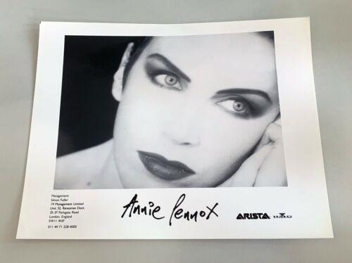 ANNIE LENNOX 1992 Press PHOTO 8x10 ARISTA RECORDS PUBLICITY EURYTHMICS DIVA VTG