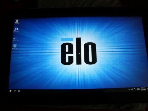 ELO ESY15i5 AiO Touch Screen POS Computer -i5 8GB DDR4 256GB SSD WiFi Win 10.