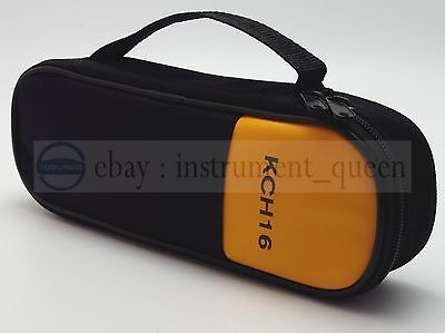 Carry Soft Casebag Use For Fluke 302 362 303 305 321 322 323 324 324 365 Lh41a