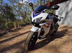 2013 HONDA CBR500R ABS TRICOLOUR W/ TWO BROTHER EXHAUST Sheldon Brisbane South East Preview