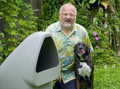 Dog House, Tie-Out, Eco-Friendly, Insulated, Made in the USA (Eco Friendly Dog House)