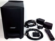 Bose Cinemate