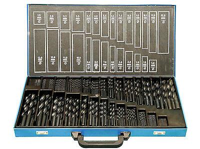 Bohrer Set 230 tlg. HSS-R Spiralbohrer Metallbohrer Stahlbohrer 1 - 13mm DIN338