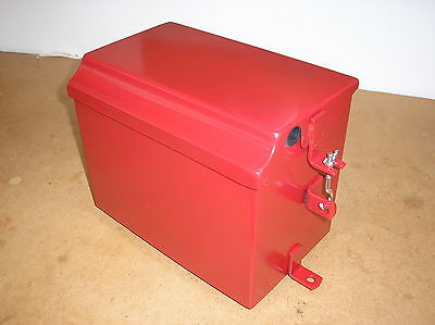 Ih Farmall M Md Sm Smd Smta New Battery Box With Lid 19-5-3