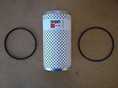 John Deere A B G 60 530 620 3020 New Fleetguard Oil Filter 19-19-11