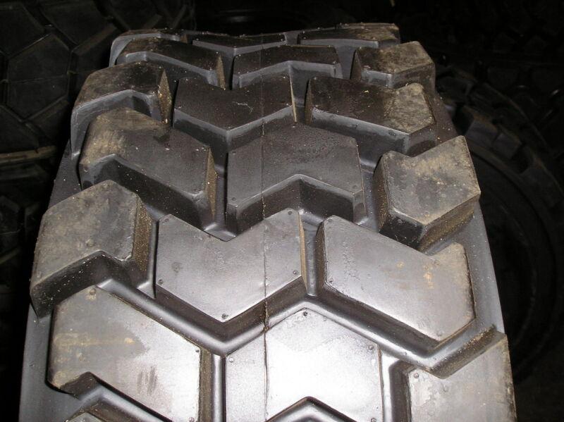 (4-tires) 14-17.5 Tires Lifemaster Skidsteer Loader 14pr Tire 14/17.5 Dawg 14175