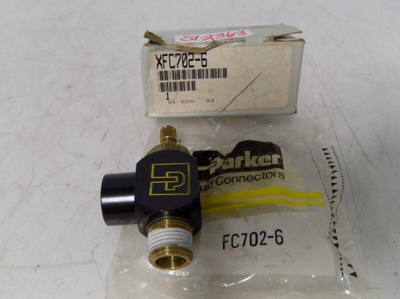PARKER CONTROL VALVE XFC702-6 NIB