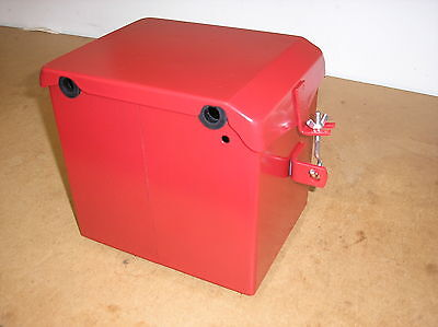 Ih Farmall H Hv Super H W4 New Battery Box With Lid  19-31-12