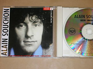CD / ALAIN SOUCHON / THE COLLECTION / 14 HITS / TRES BON