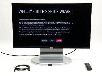"LG 32LX770M 32"" Commercial Edge HD 1080p Display Smart HDTV Hospital Grade WiFi"