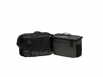 Tenba TOOLS BYOB/PACKLITE FLATPACK BUNDLE 9 — BLACK/GRAY