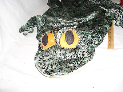 BRAND NEW XS X-SMALL TOP PAW TOPPAW FROG PET HALLOWEEN W/HOOD DOG COSTUME W/TAGS