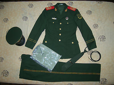 Obsolete 15's series China Armed Police Force ( CAPF ) Man NCO Uniform,Set